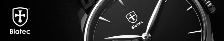 Biatec Watches - Made in Slovakia