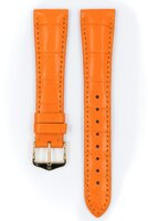 Hirsch London - orange aligator