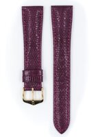 Hirsch London - violet aligator