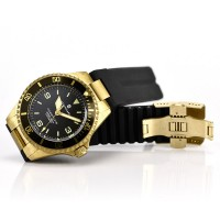 Steinhart Ocean One Bronze dark brown