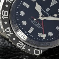 Steinhart OCEAN Forty-Four GMT BLACK Keramik