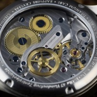 Steinhart Nav B-Uhr 44 Titan A-Type Central Second