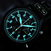 Steinhart Nav B Chrono 47 mm Black