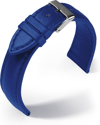 Barington - Aqua-chrono - royal blue - textile strap