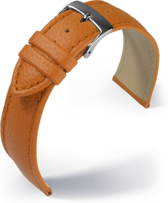 Barington - Fancy Fashion - orange - leather strap