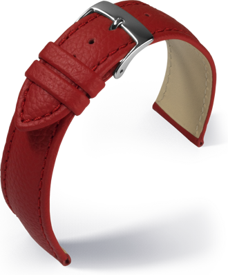 Barington - Fancy Fashion - red - leather strap