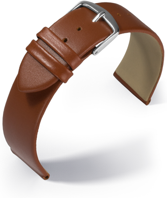 Eulit - Dolly - medium brown - leather strap