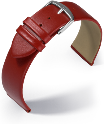 Eulit - Dolly - red - leather strap