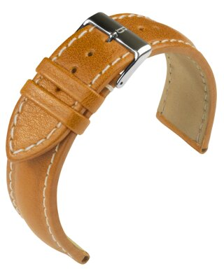 Barington - Chronomaster - nature - leather strap