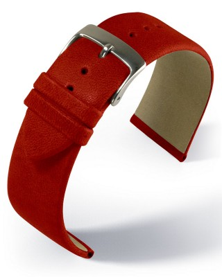 Barington - Cordero - red - leather strap