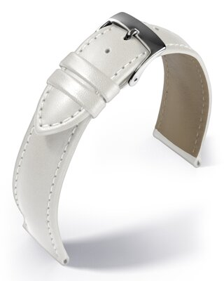 Barington - Kalb Resisto - white - leather strap