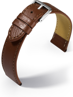 Eulit - Kansas - medium brown - leather strap