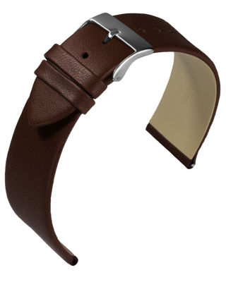 Eulit - Nappa - bordeaux - leather strap