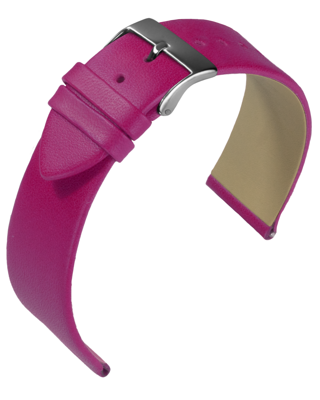 Eulit - Nappa - pink - leather strap