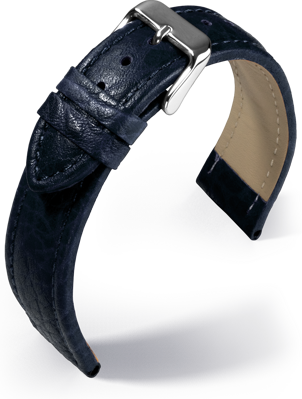 Eulit - Ohio - blue - leather strap