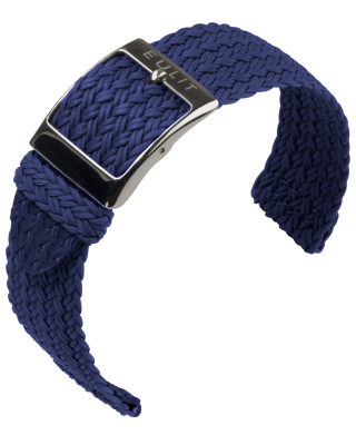 Eulit - Palma Pacific - Perlon two piece - navy blue - nylon strap