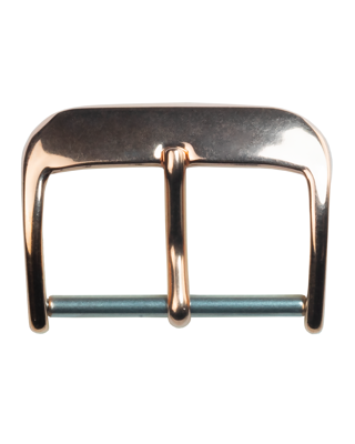 Eulit - Pin buckle - rose gold plated