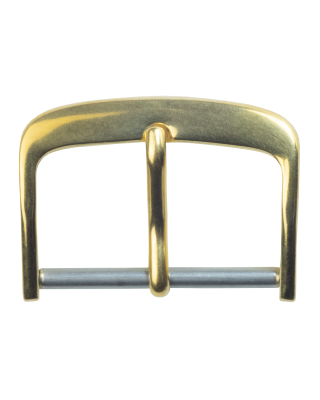 Eulit - Pin Buckle - golden plated