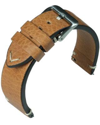 Eulit - Retro - nature - leather strap