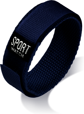 Eulit - Sport Watch - blue - nato strap