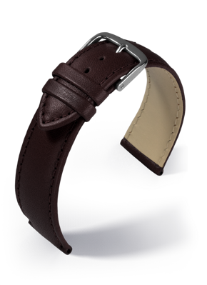 Eulit - Taurus - bordeaux - leather strap