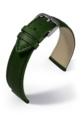Eulit - Taurus - green - leather strap
