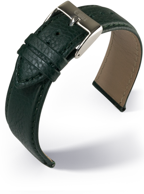 Eulux - Olive - green - leather strap