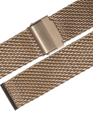 Stalux Milanaise - mesh - 20mm - rose gold
