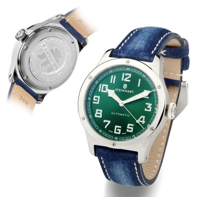 Steinhart Military 47 automatic green