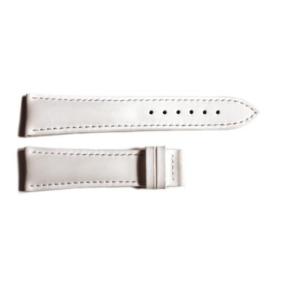 Steinhart special strap white with white stitching, size M