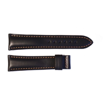 Steinhart Leather strap blue for Racetimer size S