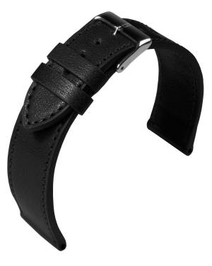 Barington - Bauhaus - black - leather strap