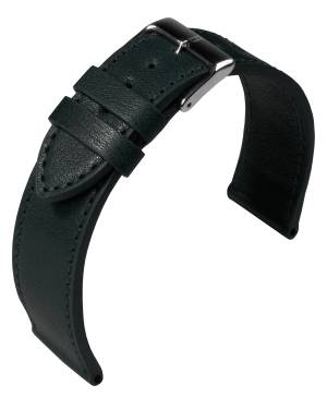 Barington - Bauhaus - green - leather strap