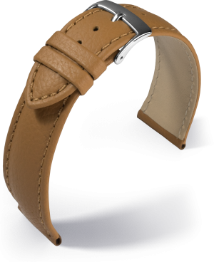 Barington - Fancy classic - caramel - leather strap