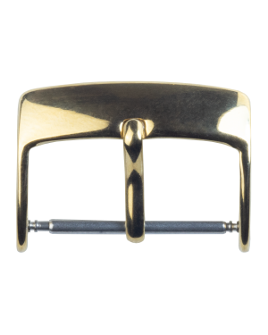 Barington - Pin Buckle - golden plated