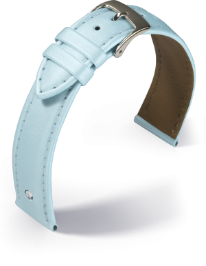 Barington - Swarovski crystal - light blue - textile strap