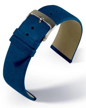 Barington - Cordero - blue - leather strap