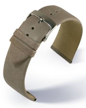 Barington - Cordero - light grey - leather strap