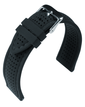 Eulit - Silicone Air - black - silicone strap