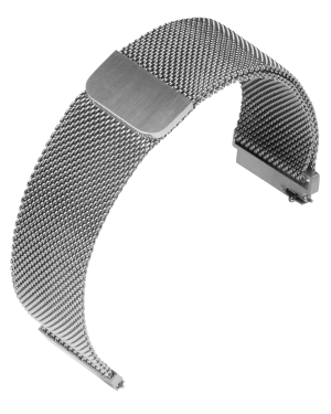 Stalux Milanaise - mesh - 20mm - stainless steel