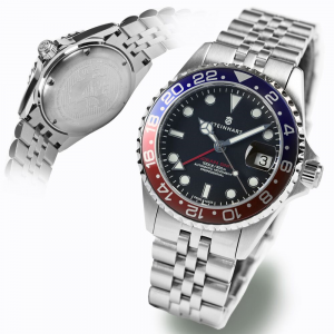 Steinhart GMT-OCEAN One 39 blue-red.2